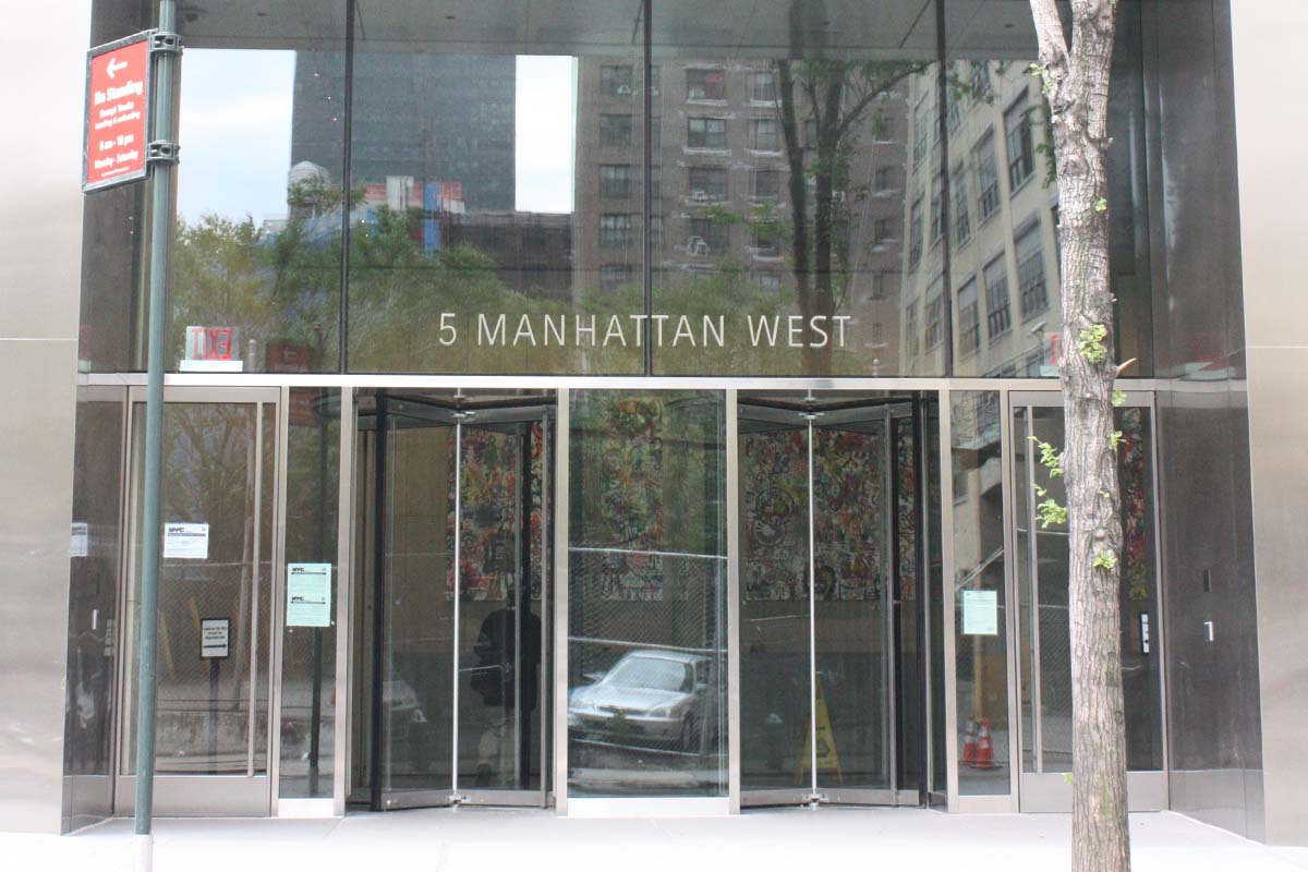 5 Manhattan West